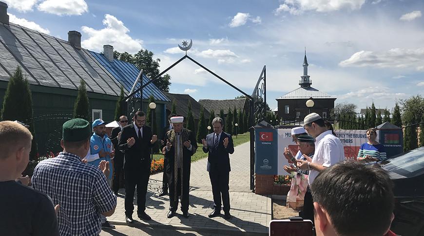 Фото посольства Турции в Беларуси