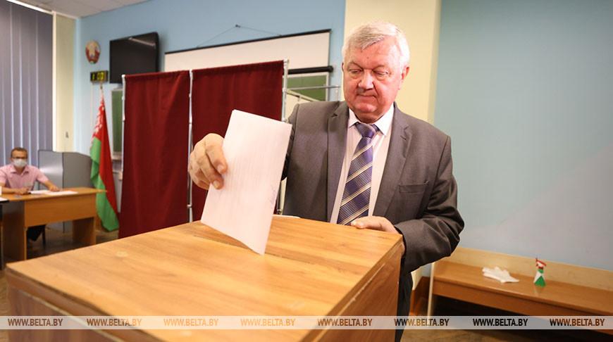 Заместитель председателя Гродненского облисполкома Иван Жук