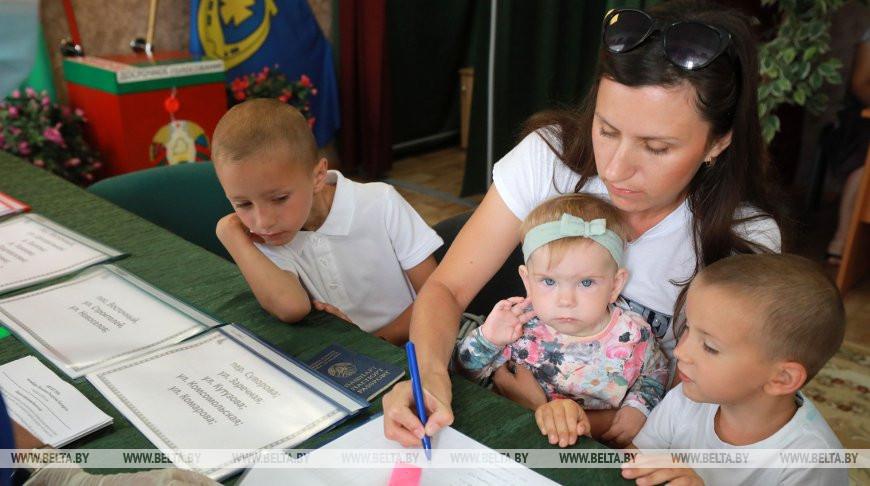 Татьяна Рылькова с детьми