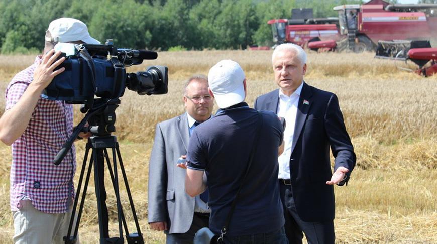Рачков: в следующей пятилетке особое внимание в Беларуси уделят равномерному развитию регионов