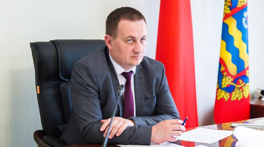 Александр Турчин. Фото Миноблисполкома