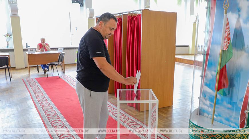 Выборы состоялись в Брестской области - облизбирком