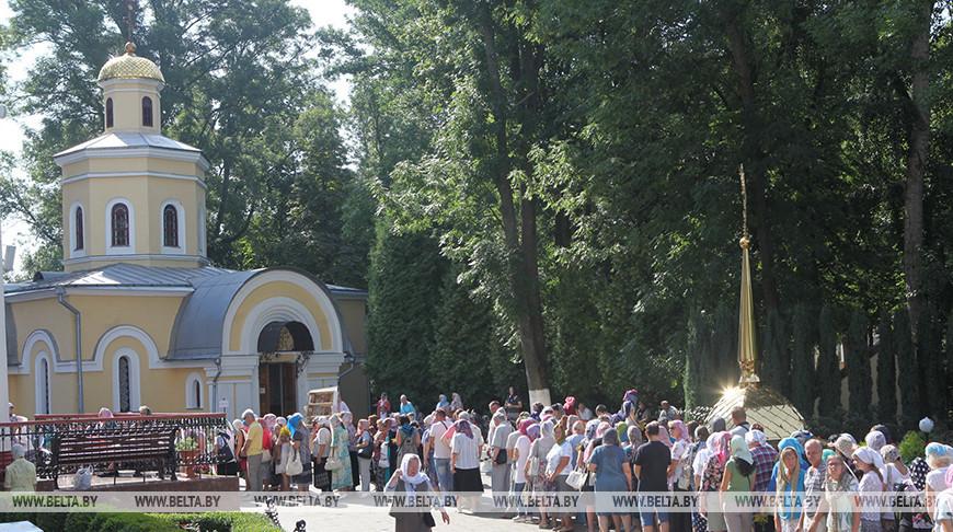 Свято-Петро-Павловский кафедральный собор Гомеля. Фото из архива