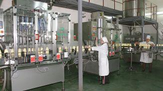 На Минском маргариновом заводе. Фото из архива
