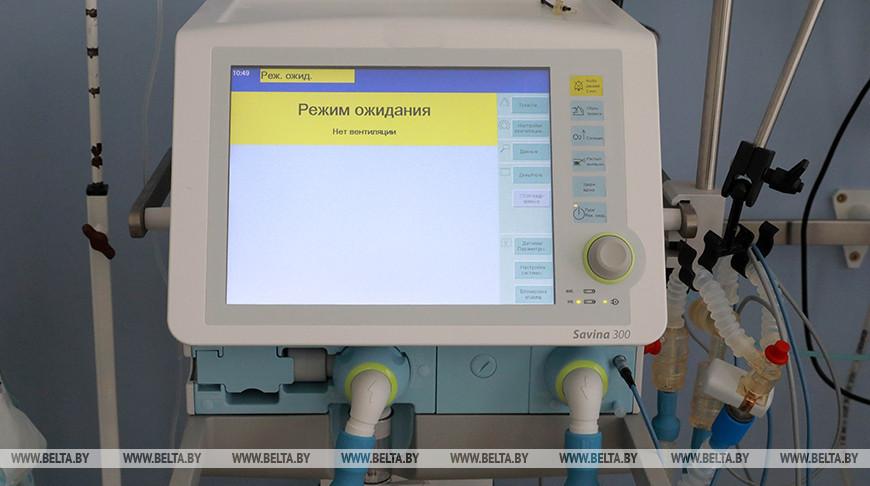 Шесть аппаратов ИВЛ закупит Брестская областная больница