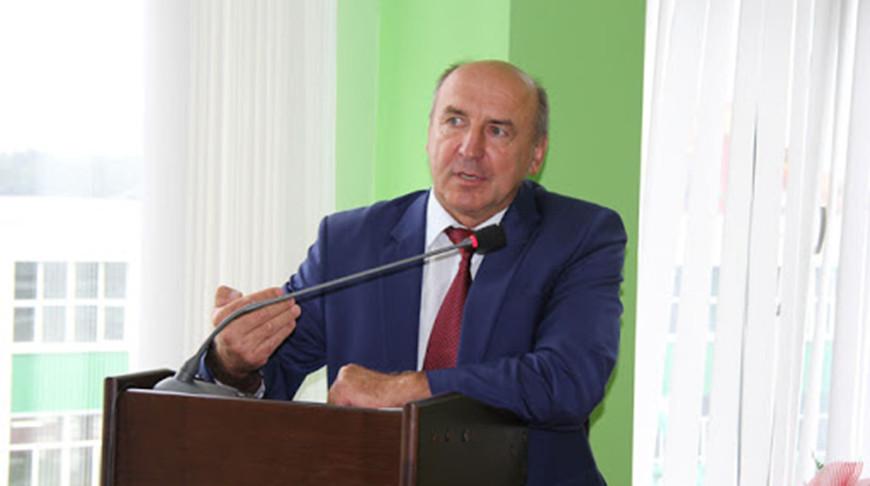 Сергей Ососов. Фото mosty-zara.by