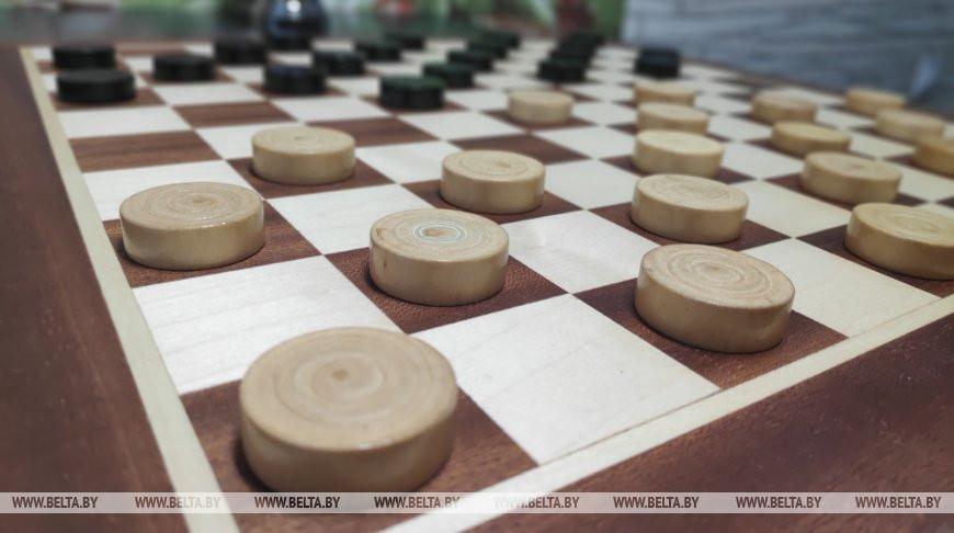 Более 60 спортсменов соберет республиканский шашечный фестиваль в Дрогичине