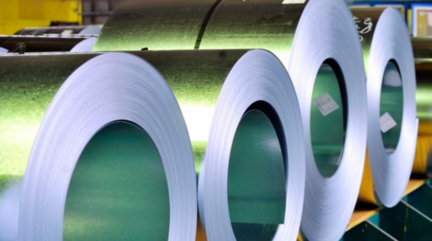 Фото Миорского металлопрокатного завода