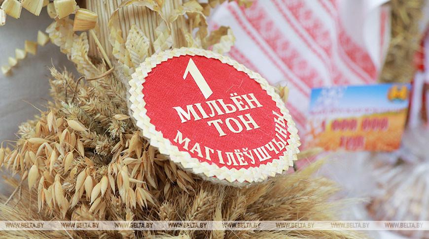 За большим урожаем хлеба стоит ответственная работа наших граждан - Леонид Заяц