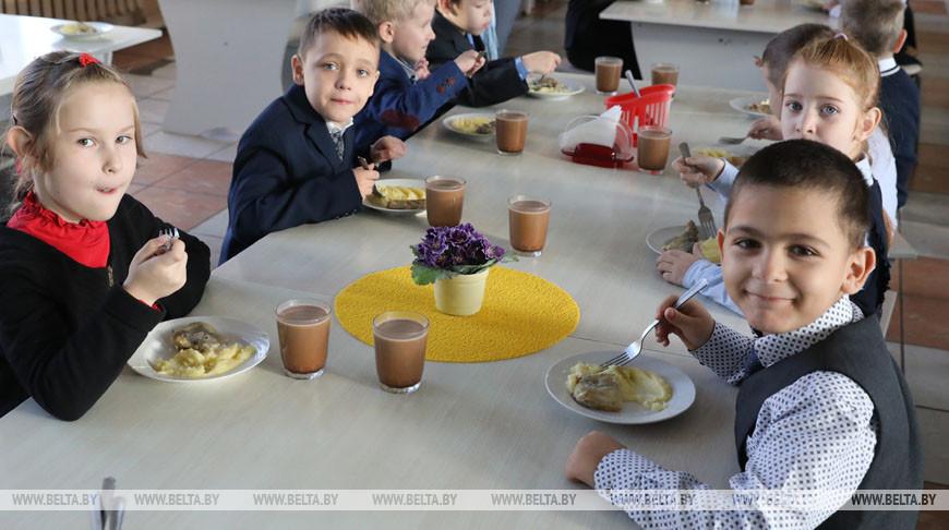 Пищеблоки 22 школ и детсадов обновили в Брестской области