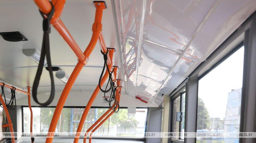 В Минске по некоторым маршрутам изменено движение троллейбусов