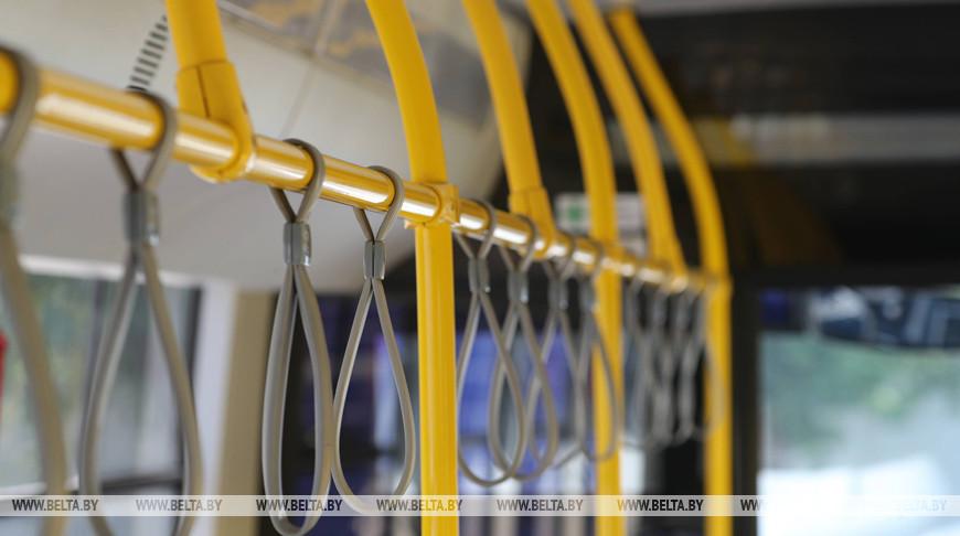 Оплатить проезд смартфоном теперь можно во всем общественном транспорте Минска