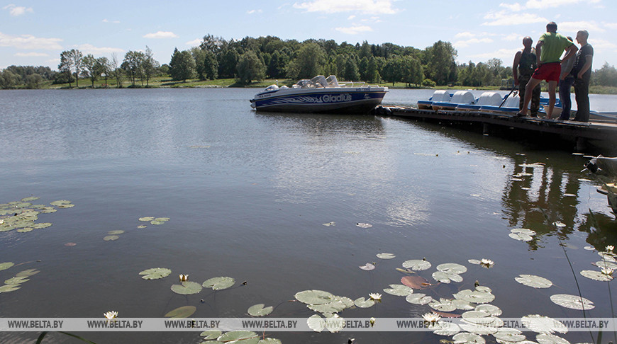 В Пинском районе планируют построить новую базу отдыха