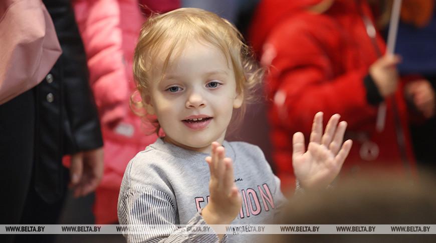 Новый детский сад открыли в минском микрорайоне Лошица-9