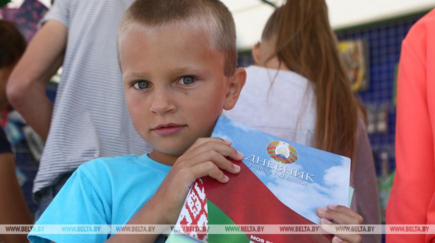 Минские профсоюзы на подготовку детей к школе выделили более Br640 тыс.
