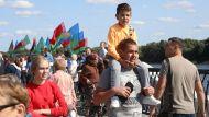 ФОТОФАКТ: В Гомеле проходит праднование Дня города
