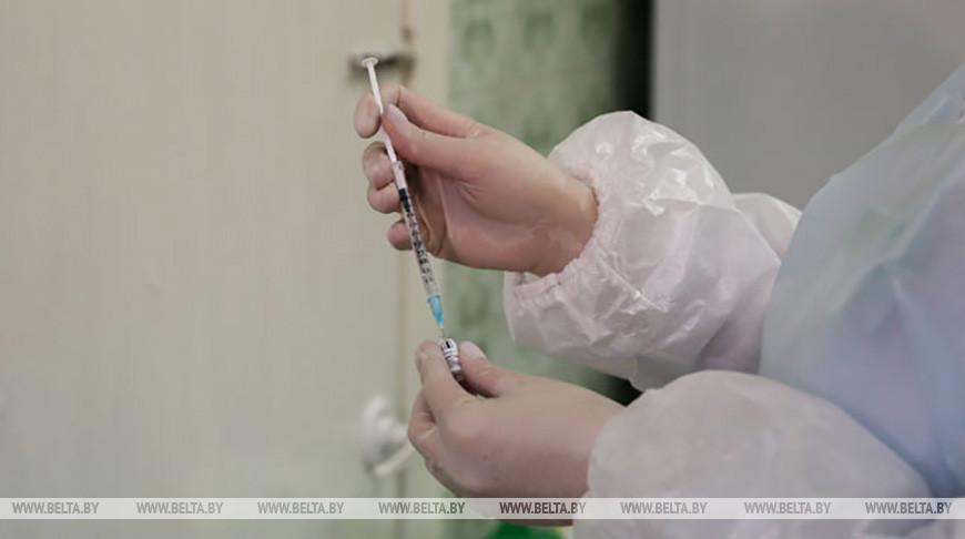 Вакцинацию будут проводить более 150 медучреждений Витебской области