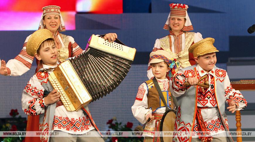 Дан старт акции 'Минщина культурная - за Беларусь'
