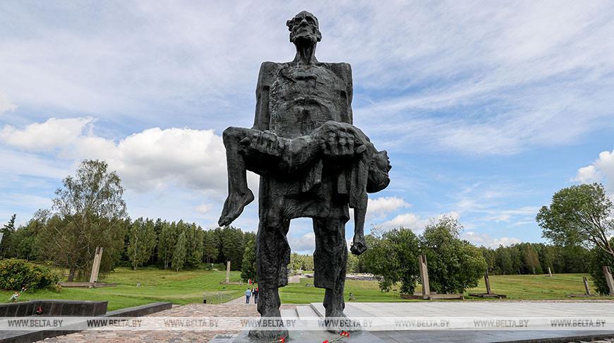 Скульптура Непокоренного человека