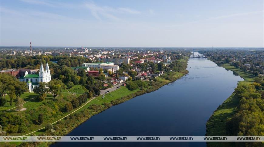 Один из старейших городов Беларуси - Полоцк