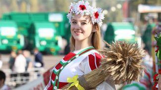 Участница агрофестиваля Елена Мазанович