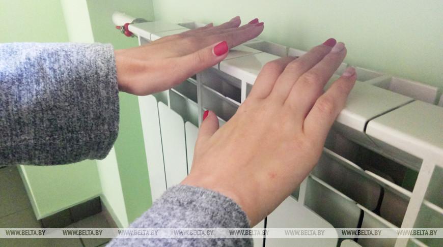 В Гродненской области сегодня начали включать отопление