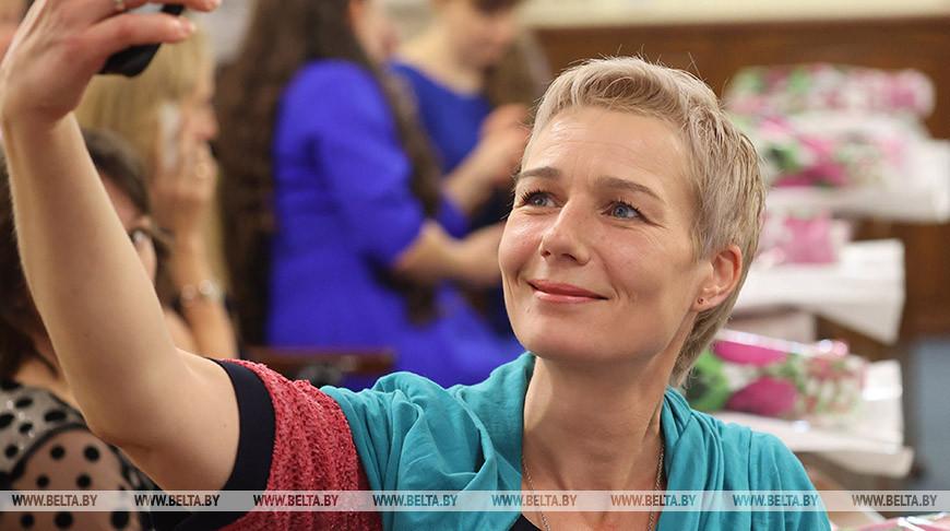 Татьяна Войтенок награждена орденом Матери