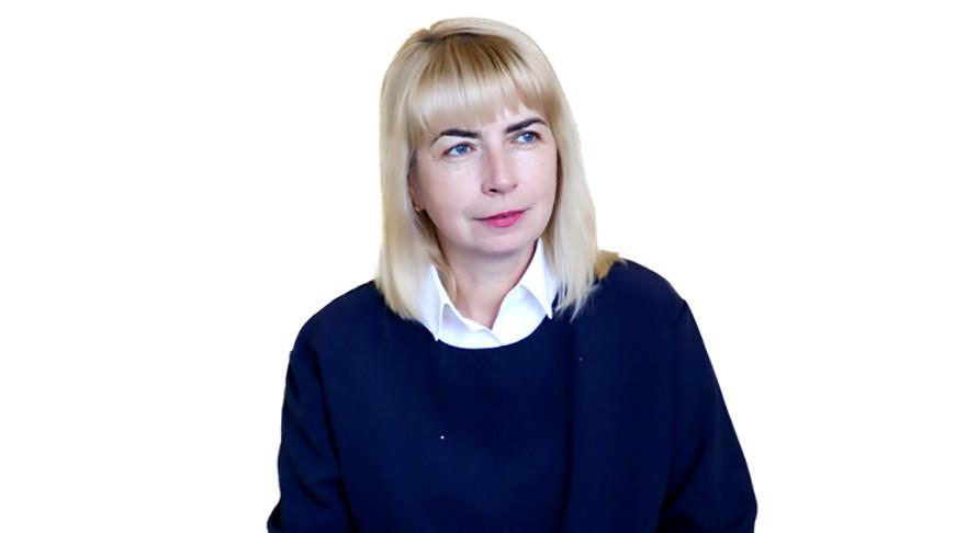 Светлана Шутова. Фото  Асiповiцкi край