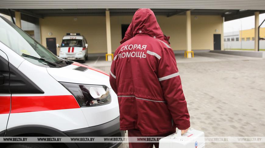 Скорая медпомощь Минска совершает до 2,5 тыс. выездов в сутки