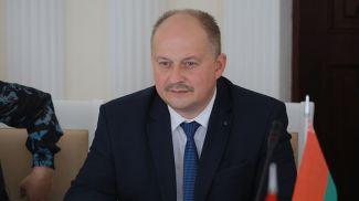 Александр Басенко. Фото из архива