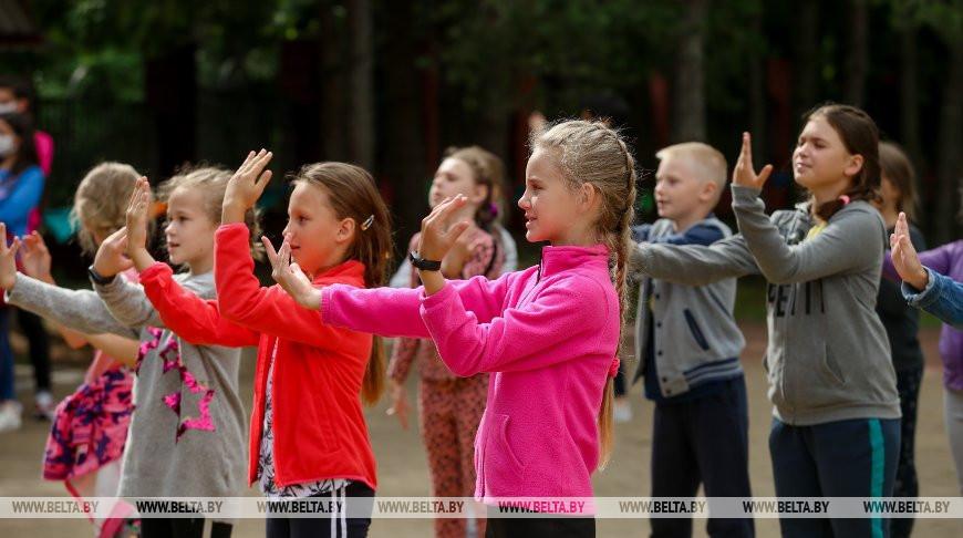 На Лидчине во время весенних каникул организовано 24 пришкольных лагеря.
