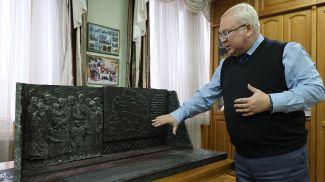 Председатель Витебского областного Совета депутатов Владимир Терентьев