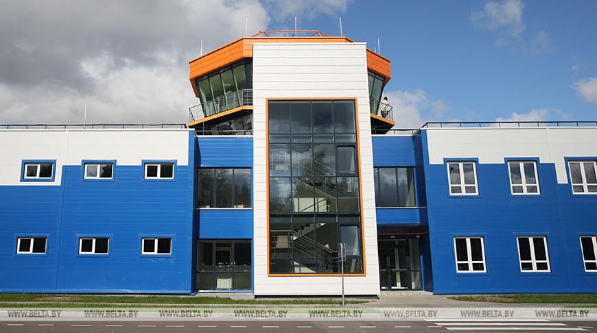 Аэродром Орша. Фото из архива