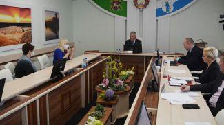 Фото Палаты представителей Национального собрания