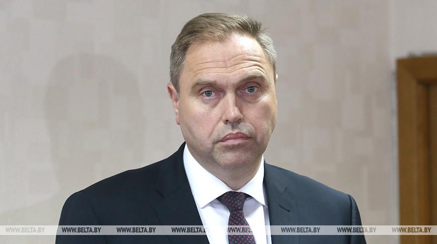 Караник: несмотря на пандемию, Гродненской области удалось не допустить падения производства