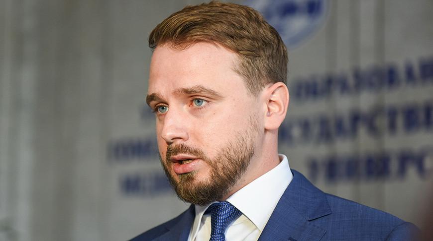 Игорь Стома. Фото  Гомельские ведомости  - БЕЛТА