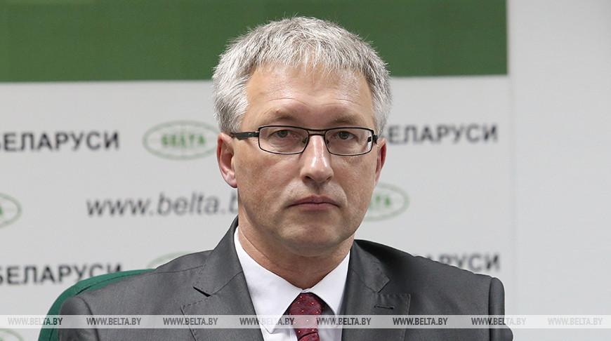 Игорь Кушнеревич. Фото из архива