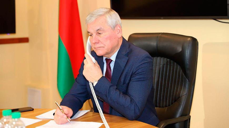 Владимир Андрейченко. Фото Палаты представителей