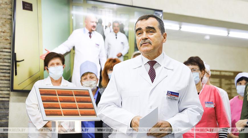 Брестская областная больница планирует закупить два модуля для кислородного концентратора