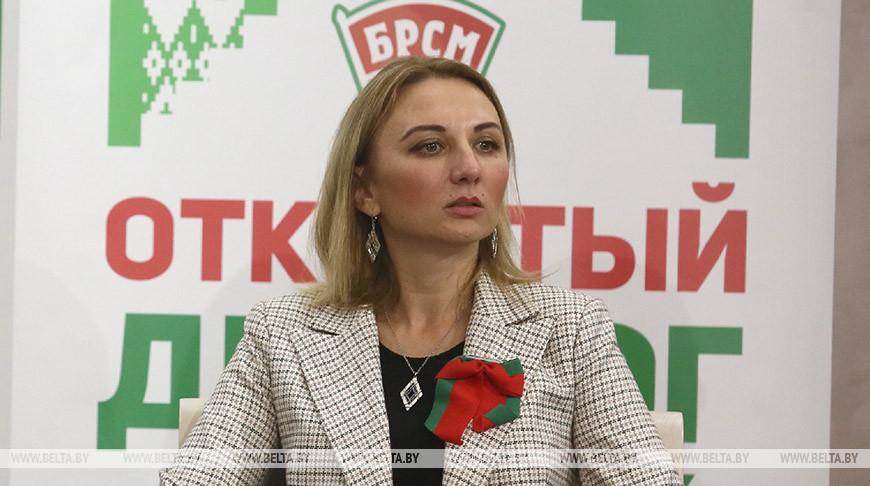 Анна Саросек. Фото из архива