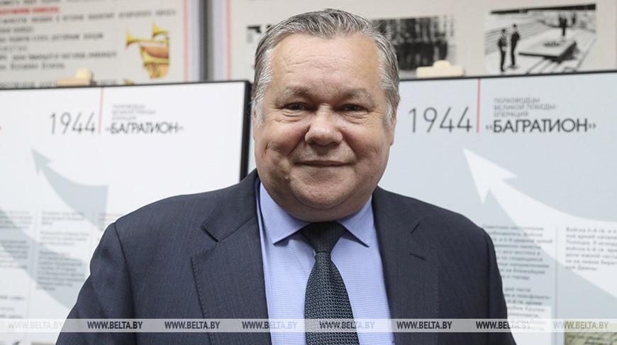 Сергей Азаронок