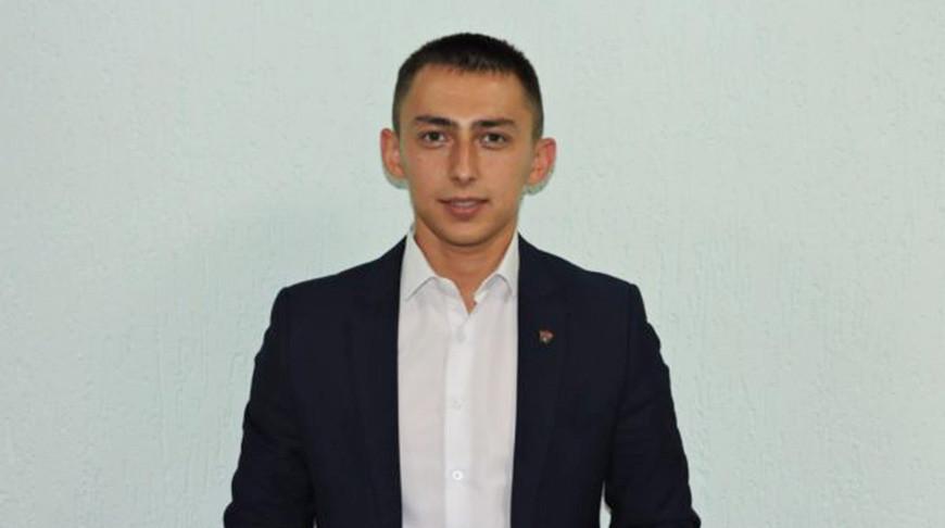 Роман Бондарук. Фото БРСМ