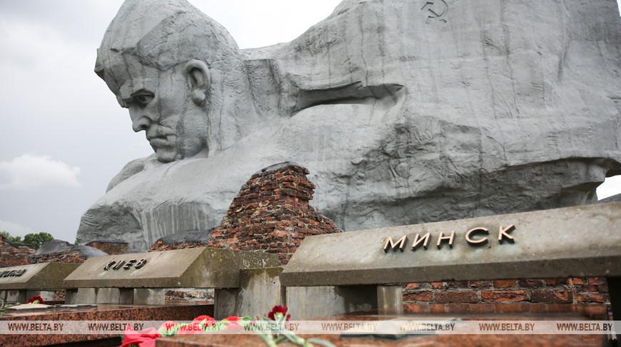 Диалог поколений 'Память сердца' пройдет в Брестской крепости