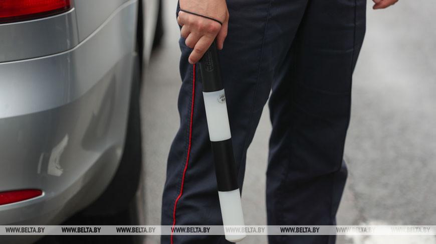 ГАИ Гродненской области усилит контроль за нетрезвыми водителями