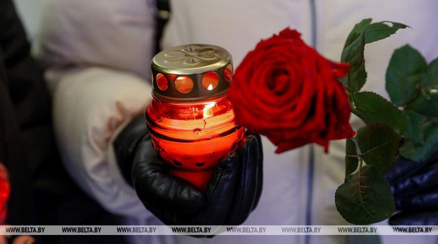 Проект 'Память сердца' финишировал на площади Победы в Минске