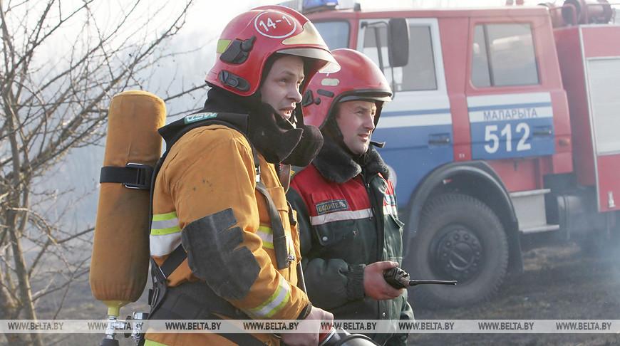 В Беларуси за сутки на пожарах погибли 6 человек