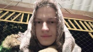 Роман Кудинович. Фото из Telegram-канала пресс-секретаря МВД Ольги Чемодановой
