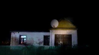 На месте происшествия. Фото Минского областного управления МЧС