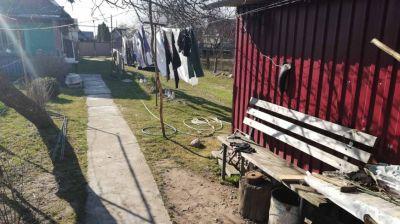 На месте происшествия. Фото Брестского областного управления МЧС