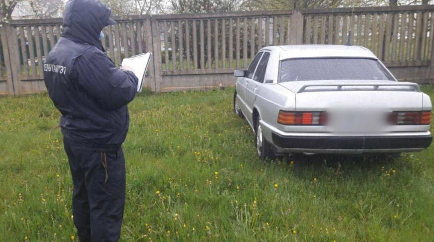 Прокатила на капоте: в Вороновском районе устанавливают обстоятельства необычного ДТП